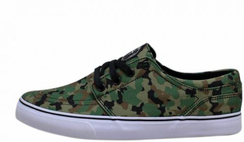 Tênis Faith Co. Vox LT - Verde Camuflado