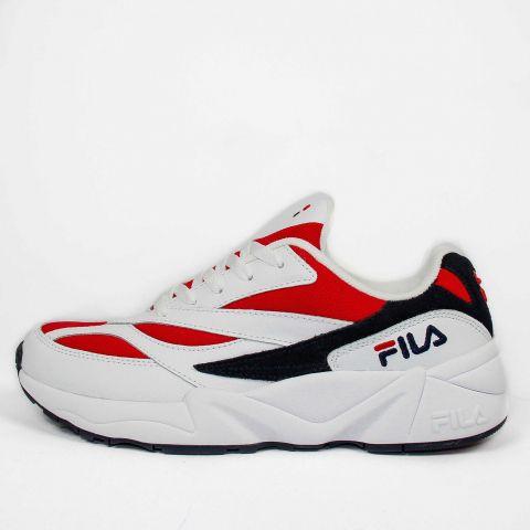 Tênis Fila Venom V94M Footwear - Branco/Vermelho/Azul