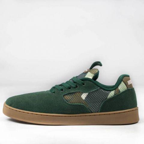 Tênis Hocks 4Miga Skills - Intense Green/Verde/Camo