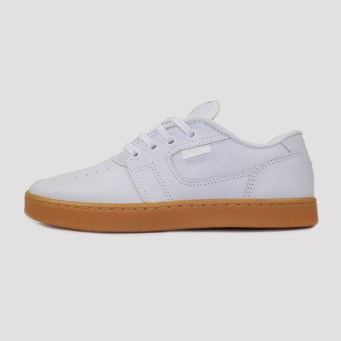 Tênis Hocks De La Calle - White/Gum