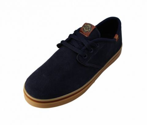 Tênis Hocks Del Mar Originals - Navy/Cobre