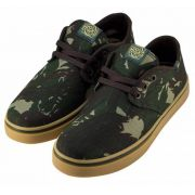 Tênis Hocks Del Mar Originals Ripstop Camuflado