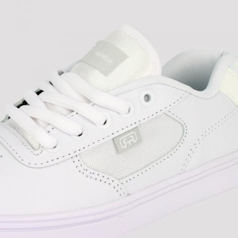 Tênis Hocks Flat Lite - Branco Íris