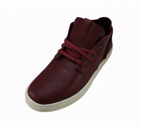 Tênis Hocks Rocco Slim Burgundy