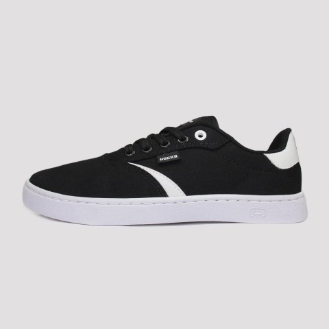 Tênis Hocks Trip  - Black/White