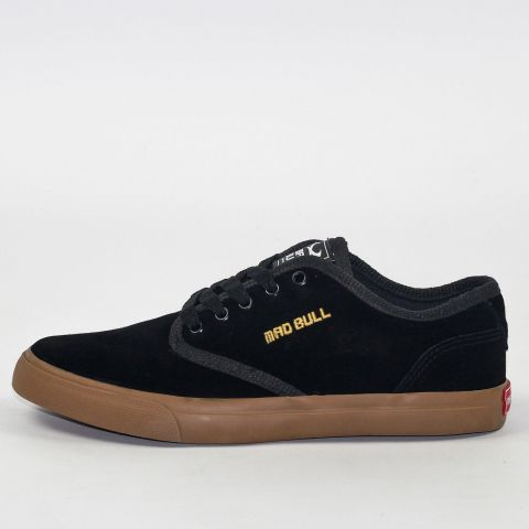 Tênis Mad Bull Insane Low Preto/Camarelo
