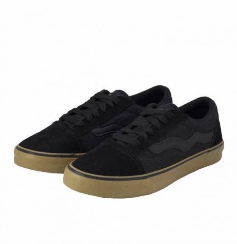 Tênis Mad Rats Old School - Preto/Crepe