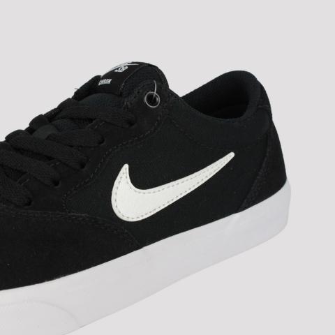 Tênis Nike SB Chron - Preto/ Branco