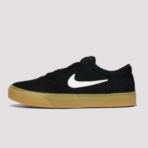 Tênis Nike SB Chron - Preto/ Gum