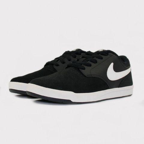 Tênis Nike SB Fokus - Preto/Branco