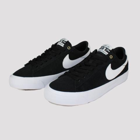 Tênis Nike SB Zoom Blazer Low Pro GT - Black/White