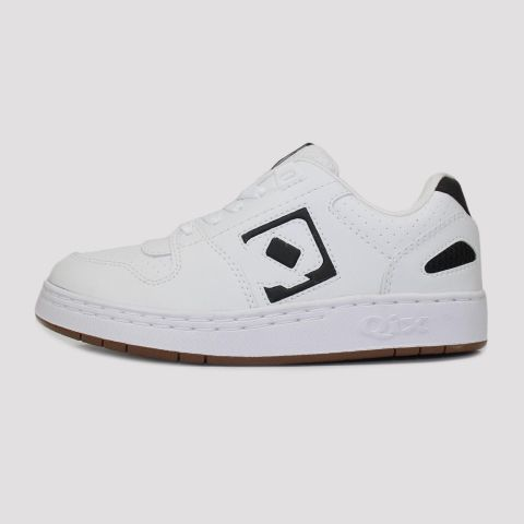 Tênis Qix Full - Branco/Preto
