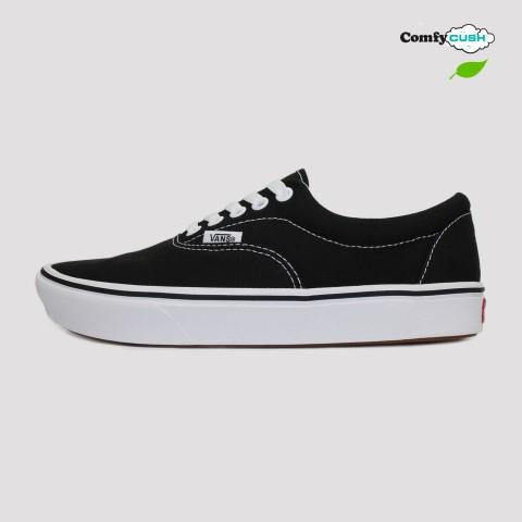 Tênis Vans Era Comfycush - Black/White