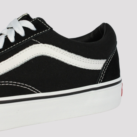 Tênis Vans Old Skool - Black/ White