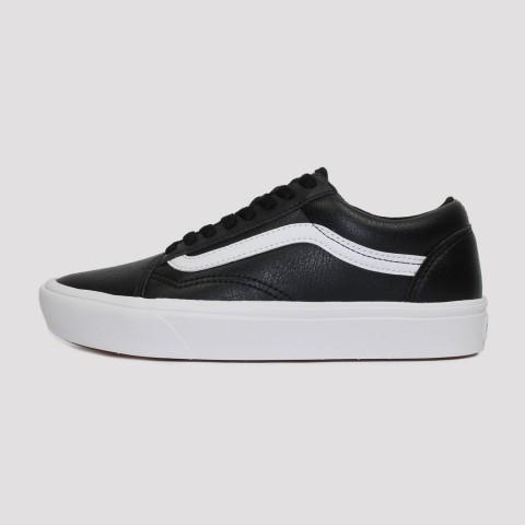 Tênis Vans Old Skool Comfycush - Preto/Branco