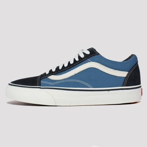 Tênis Vans Old Skool- Navy/White
