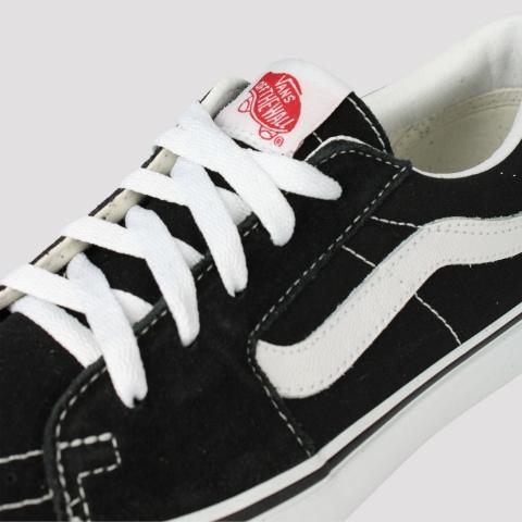 Tênis Vans SK8 Low - Black/White