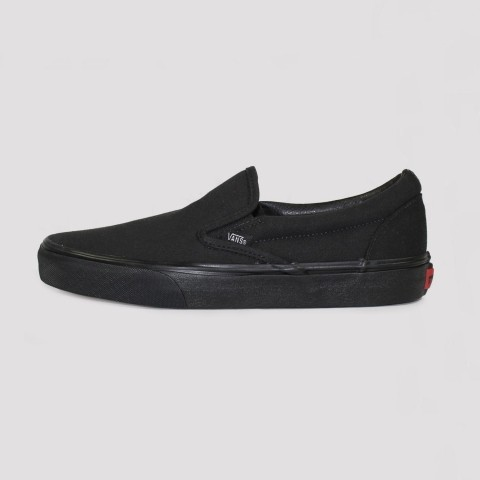 Tênis Vans Slip On - Black/ Black