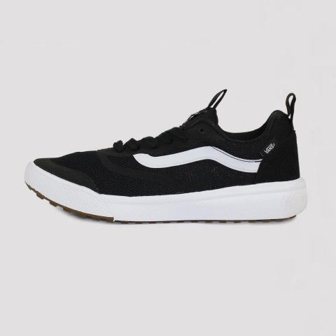 Tênis Vans Ultrarange - Black/White