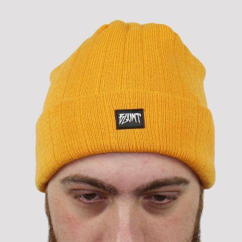 Touca Gorro Blunt Resin - Amarelo