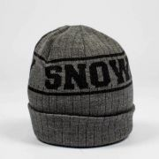Touca Gorro Snoway Cinza