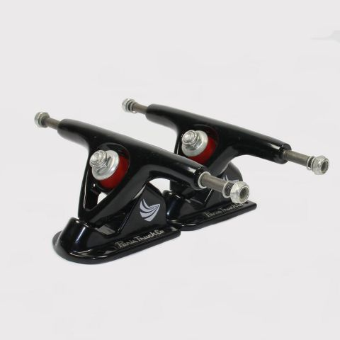 Truck Paris Longboard 149mm  Preto