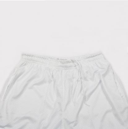 Bermuda Pixa in Dupla Face Branca/Branca