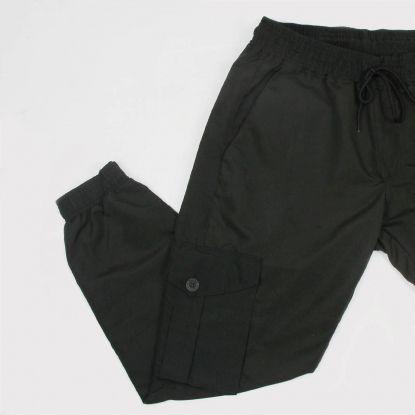 Calça Hocks Tactel Cargo Jogger Lopo Verde Militar Escura