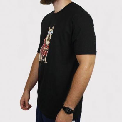 Camiseta DGK Frenchie - Preto