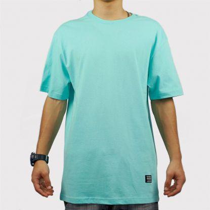 Camiseta Grizzly Tagless - Azul Bebê