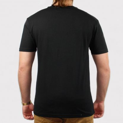 Camiseta Grizzly Tagless - Black/Preta
