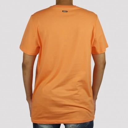 Camiseta Hocks Retrô - Laranja