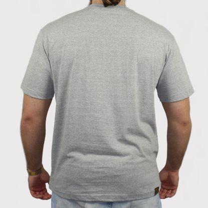Camiseta XXL Allien - Cinza