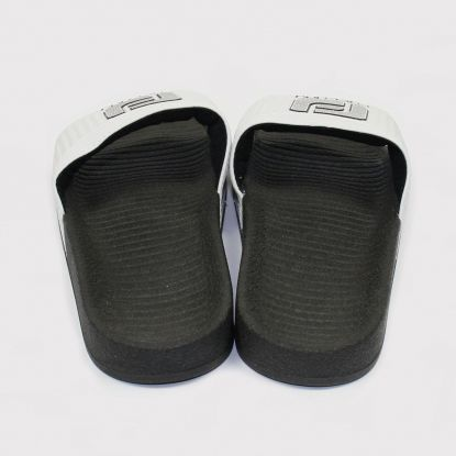 Chinelo Freeday Slide Logo Preto/Branco