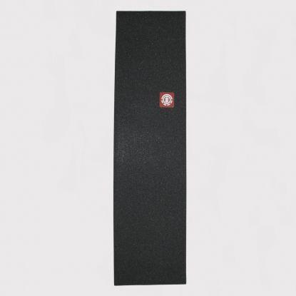 Lixa Element Emborrachada Logo - Preta