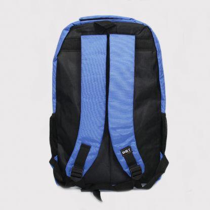 Mochila DR7 - Azul/Preto