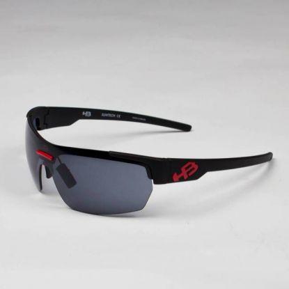 Óculos de Sol HB Highlander 3R + Limpa Lentes Preto