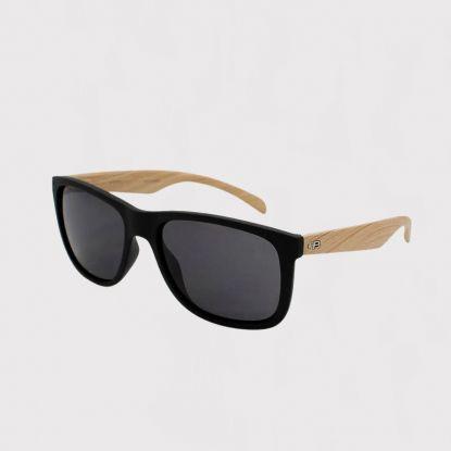 Óculos de Sol HB Ozzie Preto/Madeira