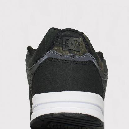 Tênis Dc Shoes Kalis Lite - Black/Preto/Camu