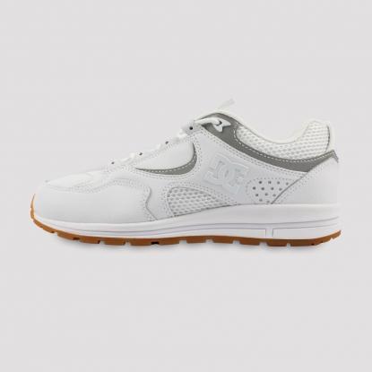 Tênis DC Shoes Kalis Lite - White Silver