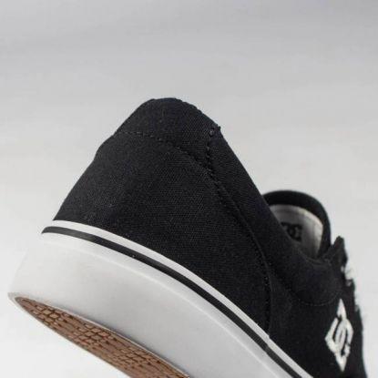 Tênis DC Shoes New Flash 2 TX - Black/White