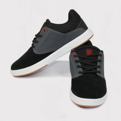 Tênis DC Shoes Plaza TC - Preto/Branco