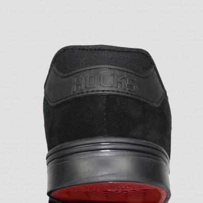 Tênis Hocks Flat Lite - Black/Preto