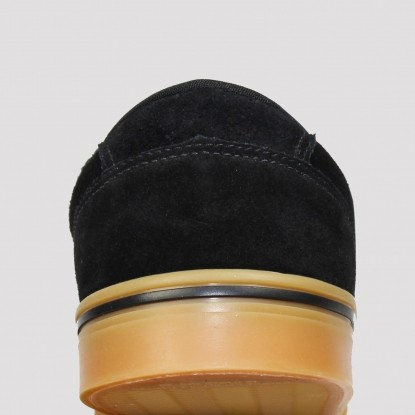 Tênis Hocks Montreal - Black Gum