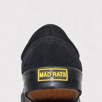 Tênis Mad Rats Old School - Lona Black/Preto