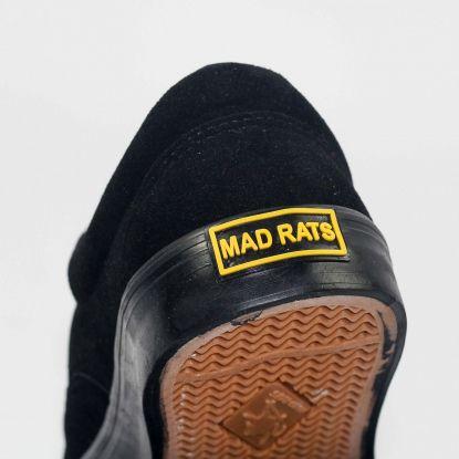 Tênis Mad Rats Summer - Camurça Black/Preto Total