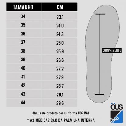 Tênis Öus Nacarato - Black/Preto/Camo