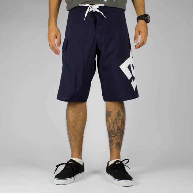 Bermuda Boardshorts DC Shoes Azul Marinho