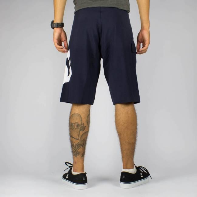 Bermuda DC Shoes Boardshorts Azul Marinho