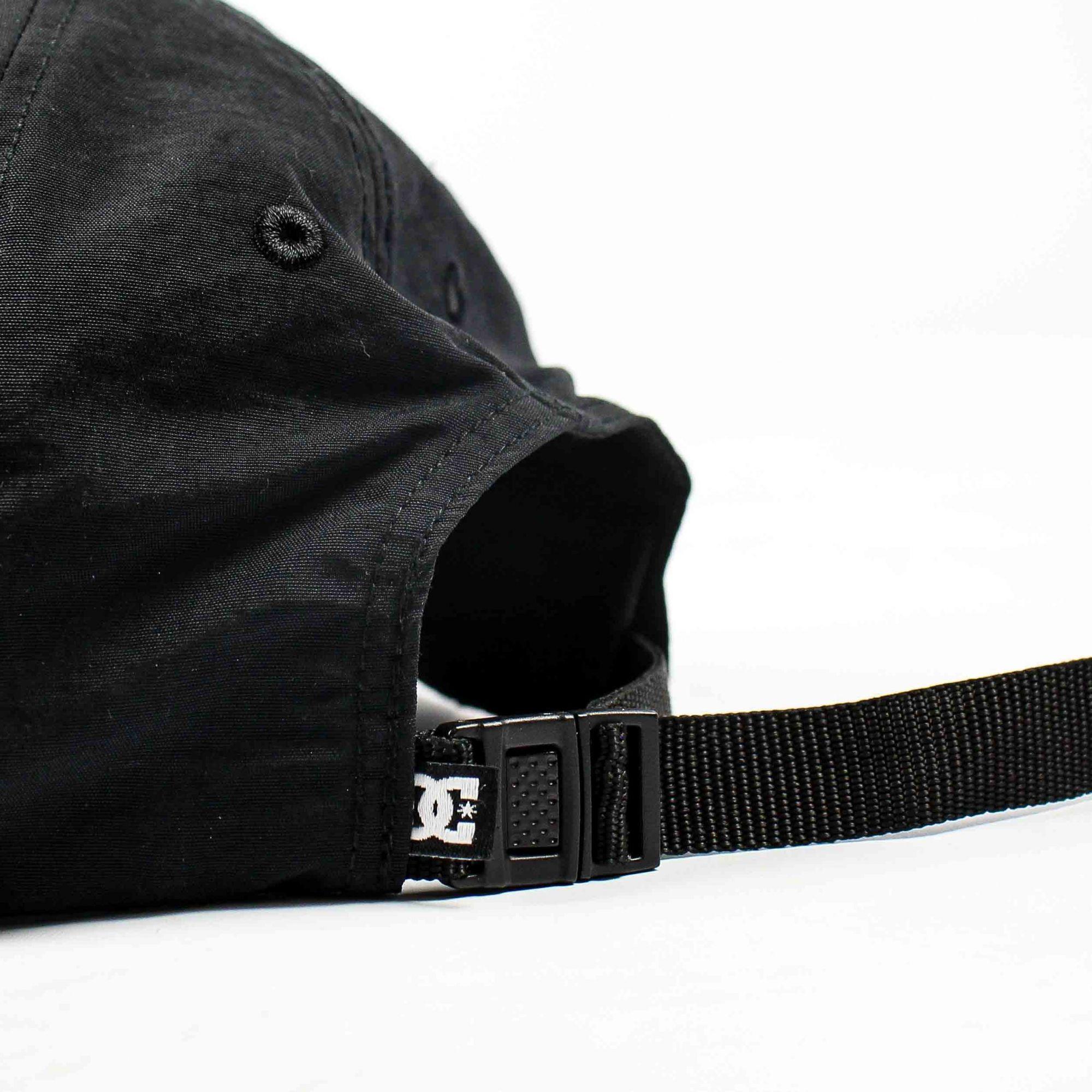 Boné DC Shoes Switcheroo Black/Preto